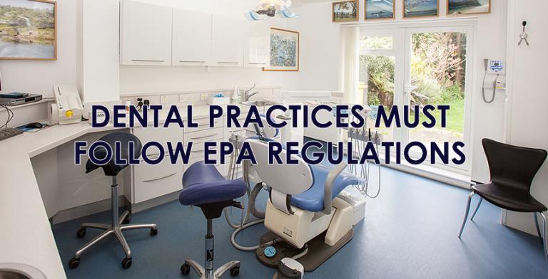 dental practice EPA